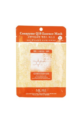Mjcare Mınıso Kore Coenzyme Q10 Essence Mask