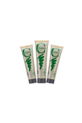 Claderm Aloe Vera 50 Ml 3 Lü Avantaj Paketi