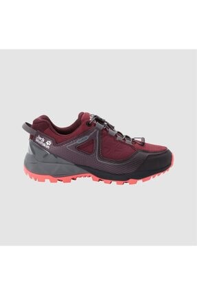 Jack Wolfskin Hike Xt Texapore Low W Kadın Outdoor Ayakkabı