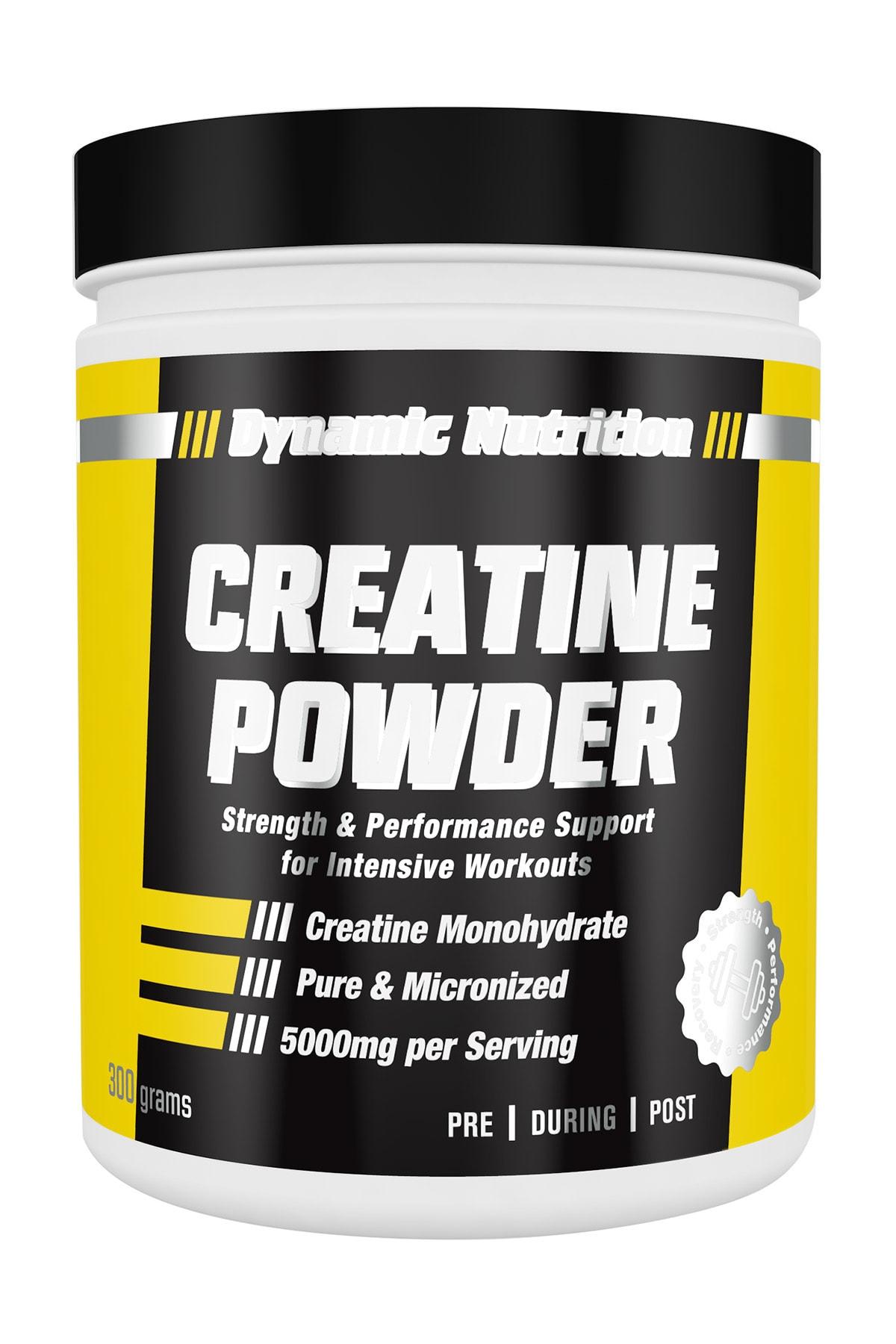 Dynamic Nutrition Creatine Powder 300 gr 1