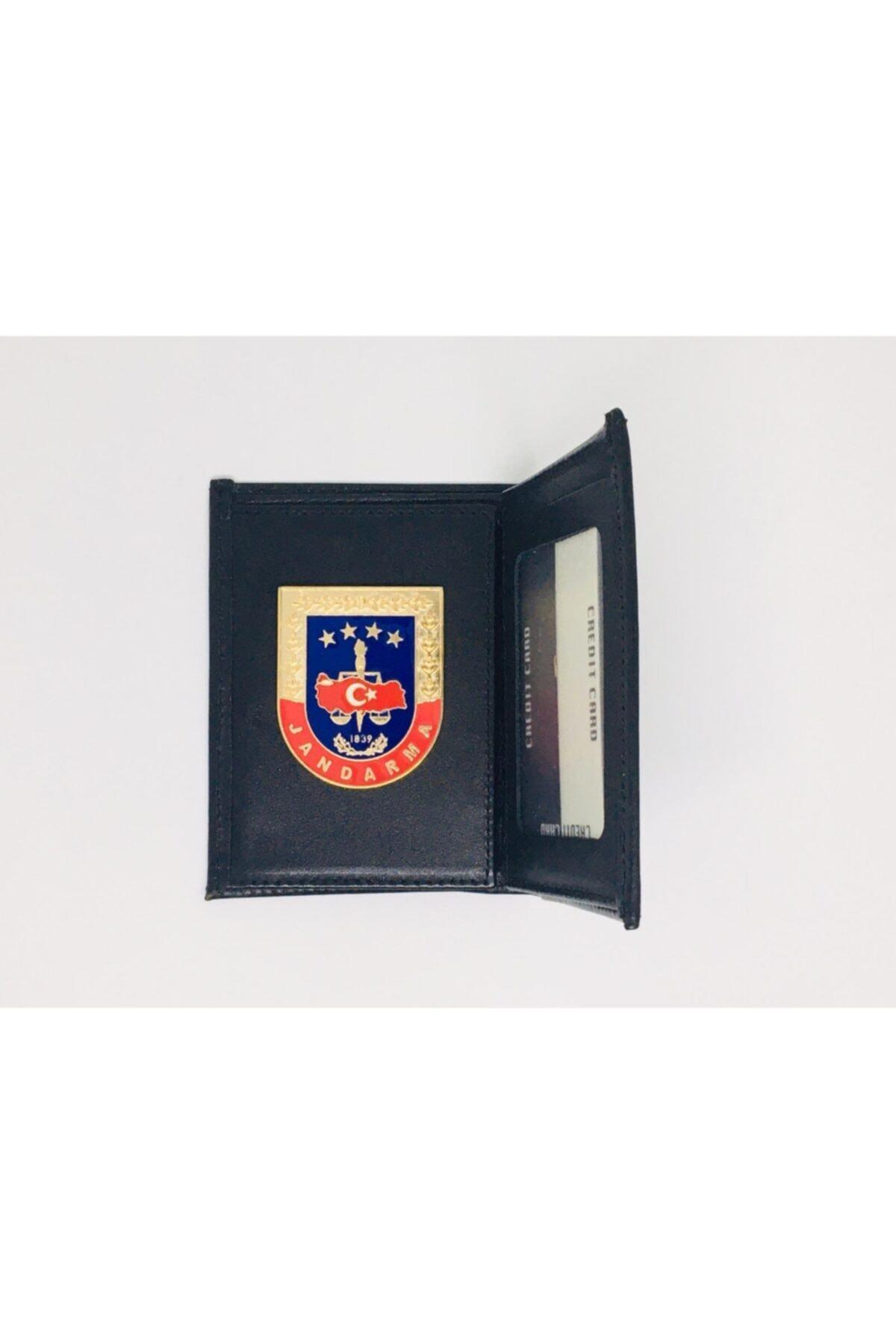 Merit Collection Jandarma Hakiki Deri Cüzdan 1