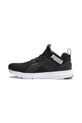 Puma Erkek Siyah Enzo Sport Koşu Ayakkabısı