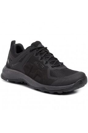 Keen Erkek Siyah Bağcıklı Spor Ayakkabı