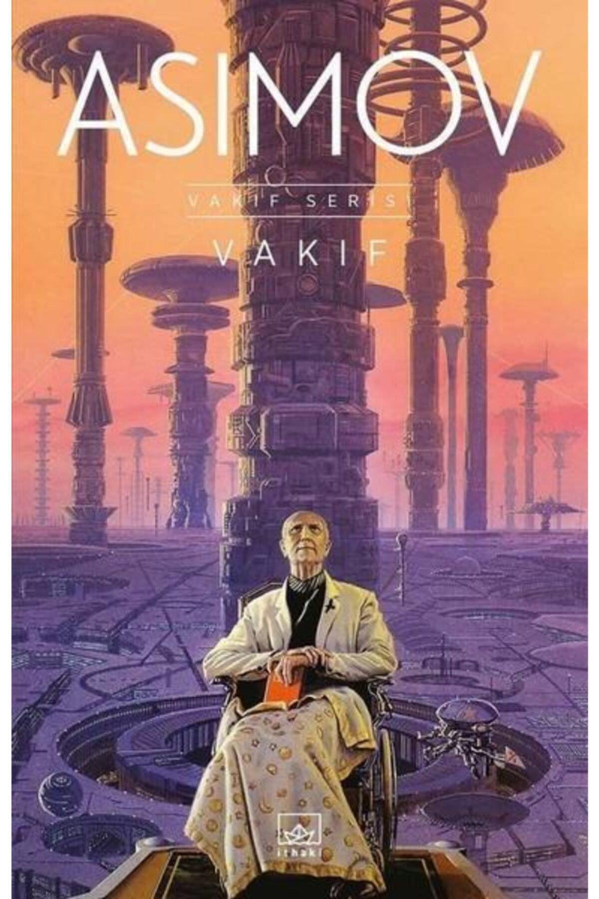 İthaki Yayınları Vakıf-ısaac Asimov 1