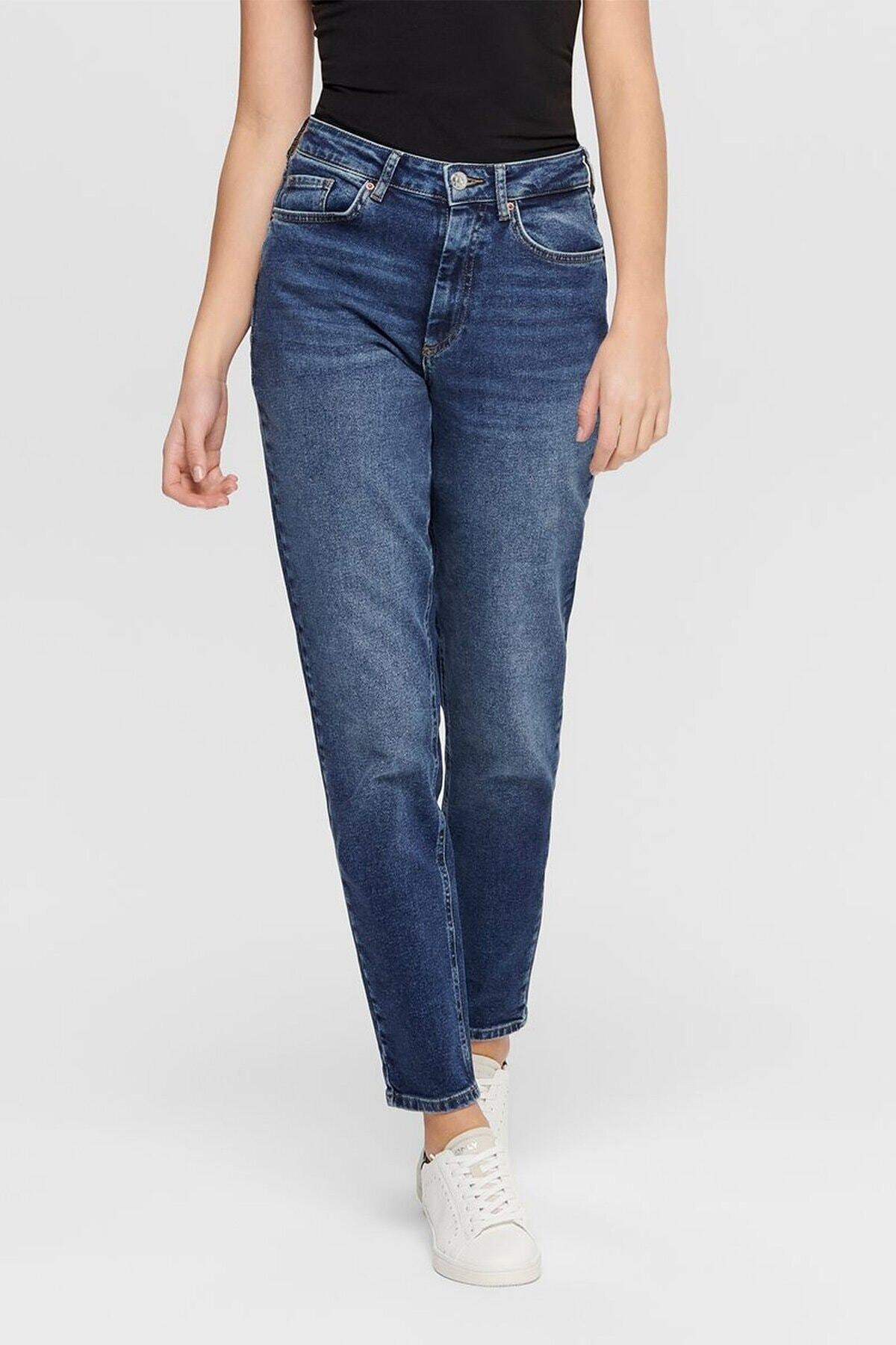 Only Unisex Mavi Veneda Life Mom Jeans 1