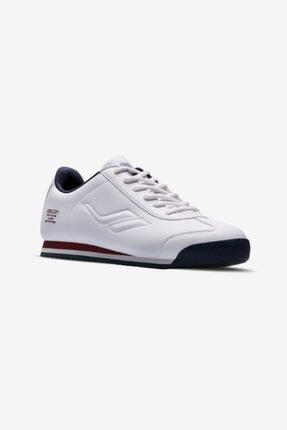 Lescon Kadın Beyaz Bağcıklı Outdoor Ayakkabı
