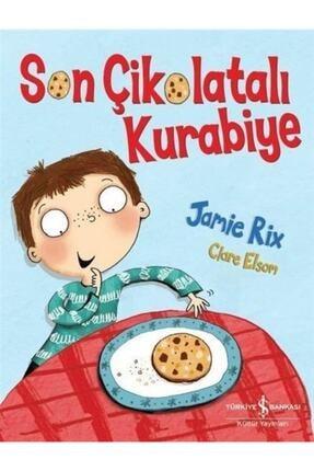 İş Bankası Kültür Yayınları Son Çikolatalı Kurabiye
