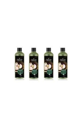 Huncalife Sarımsaklı Şampuan 4'lü Set