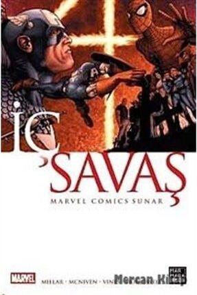 Marmara Çizgi Yayınları Marvel / Iç Savaş