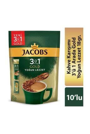 Jacobs 3ü1 Arada Gold Yoğun Lezzet