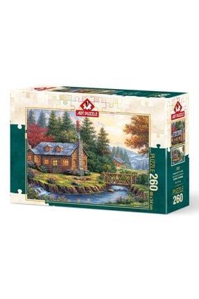 Art Puzzle Yükseklerde Sonbahar 260 Parça Puzzle