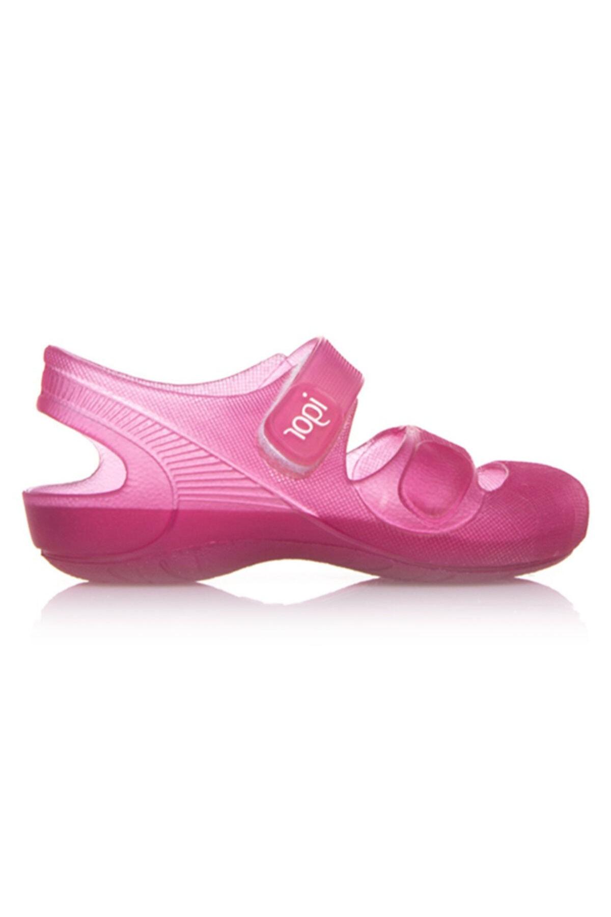 IGOR S10110-E67 Fuşya Kız Çocuk Sandalet 100293758 1