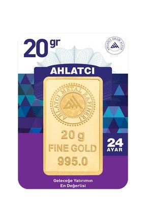 Ahlatcı 24 Ayar - 20g Altın