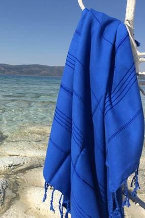 DENIZLI CONCEPT Mavi Renkli Sultan Peştemal