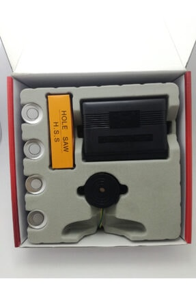 Inwells Park Sensörü E20 (sesli) Gri