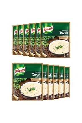 Knorr Kremalı Tavuk Çorbası 69 Gr X 12 Adet
