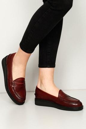 GÖNDERİ(R) Hakiki Deri Kadın Loafer Günlük Ayakkabı 24092
