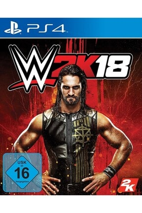 2K Games Ps4 Wwe 2K18