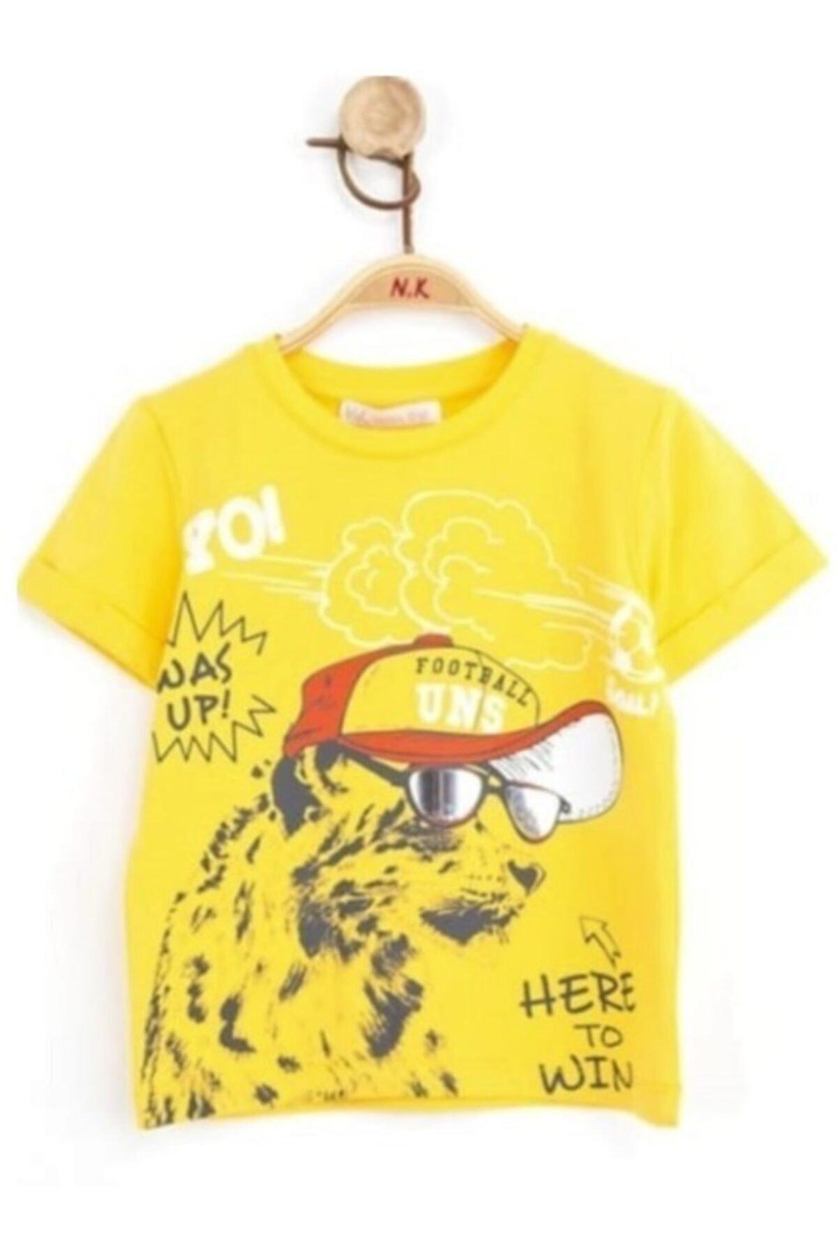 NK Gözlüklü Kaplan T-shirt 1