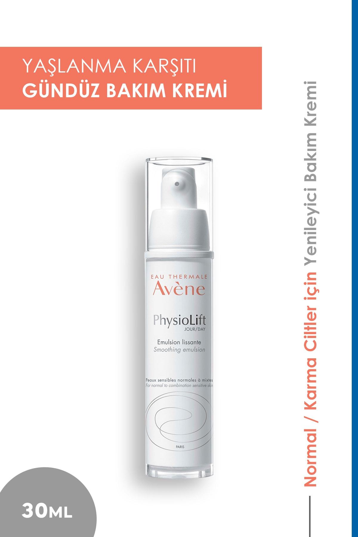 Avene Physiolift Jour Day Emulsion 30 ml - Karma Ciltler İçin 1