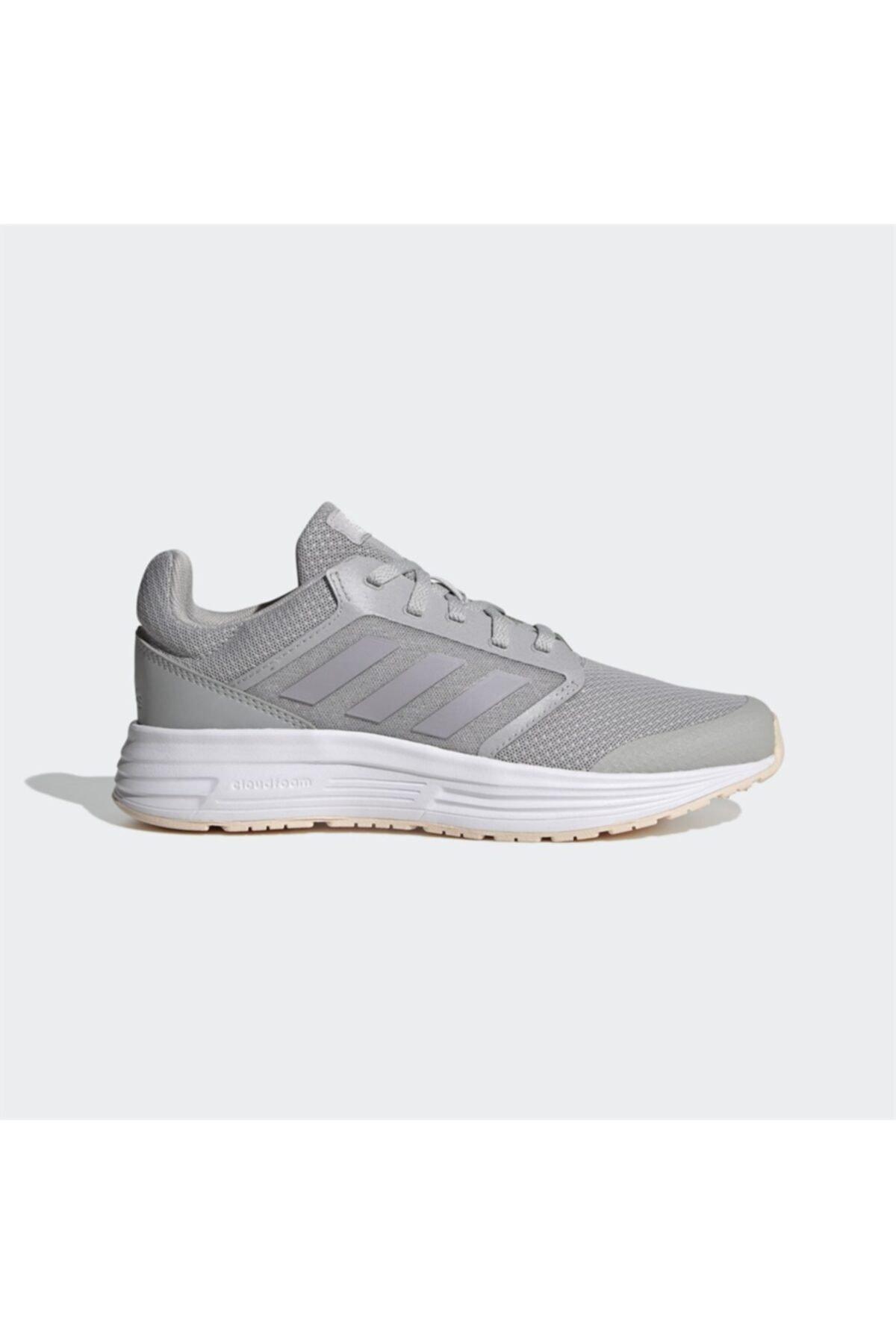 adidas Kadın Gri Galaxy 5 Spor Ayakkabı 1