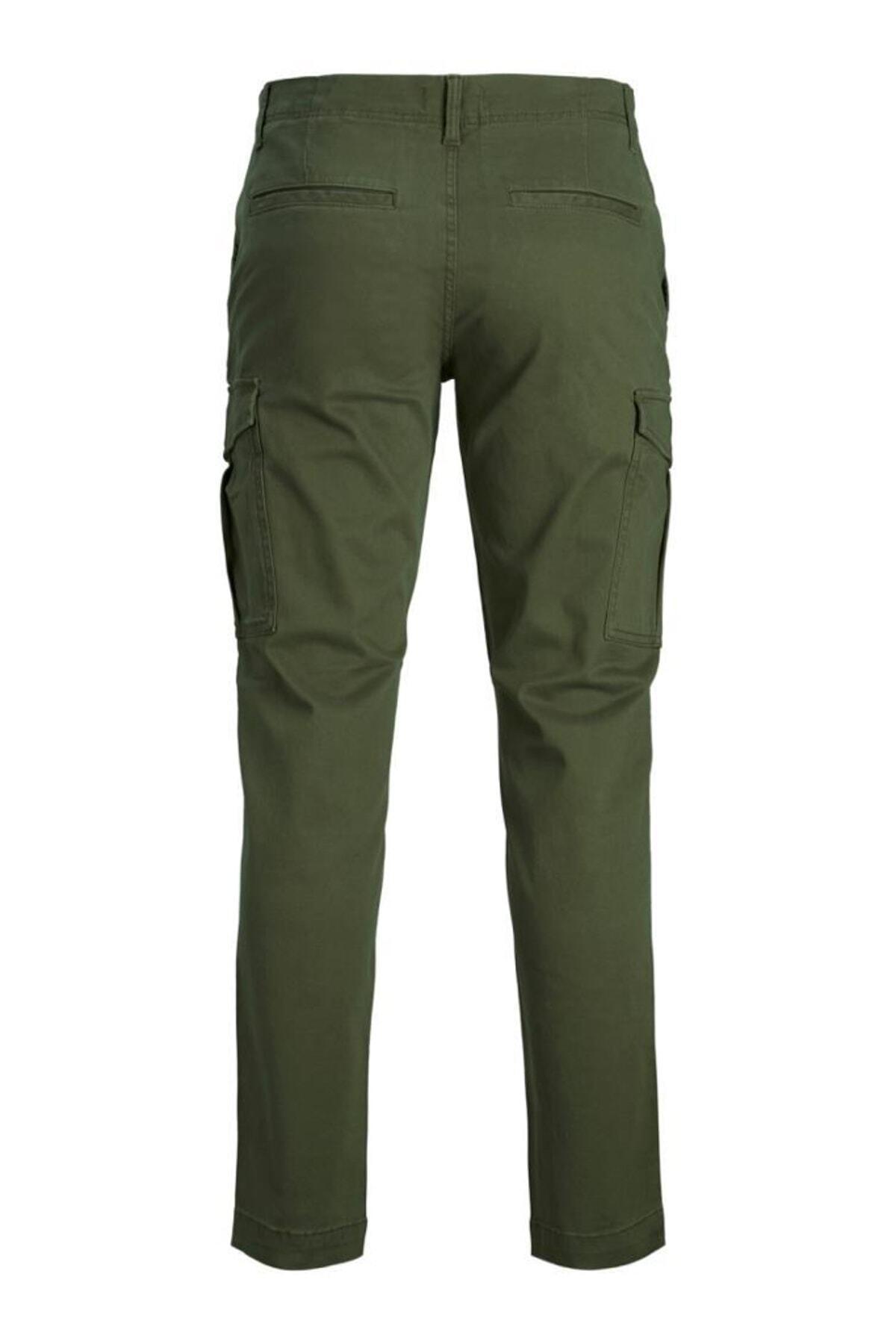 Jack & Jones Jack Jones Erkek Kargo Pantolon 12174184 2