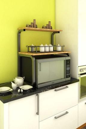 TİLİA DESİGN Masa Üstü Mutfak Banyo Düzenleyici Mikro Dalga Standı