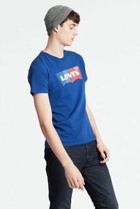 Levi's Erkek Housemark Graphic Tee T Shirt 22489