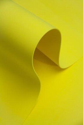 ESAS AKUSTİK Eva Sünger Levha Eni 150cm Kalınlık 5mm Sarı