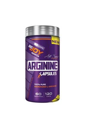 Big Joy Bigjoy Arginine 120 Kapsül