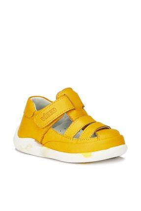 Vicco Daffy Iı Gladyatör Unisex Bebe Sarı Günlük Ayakkabı