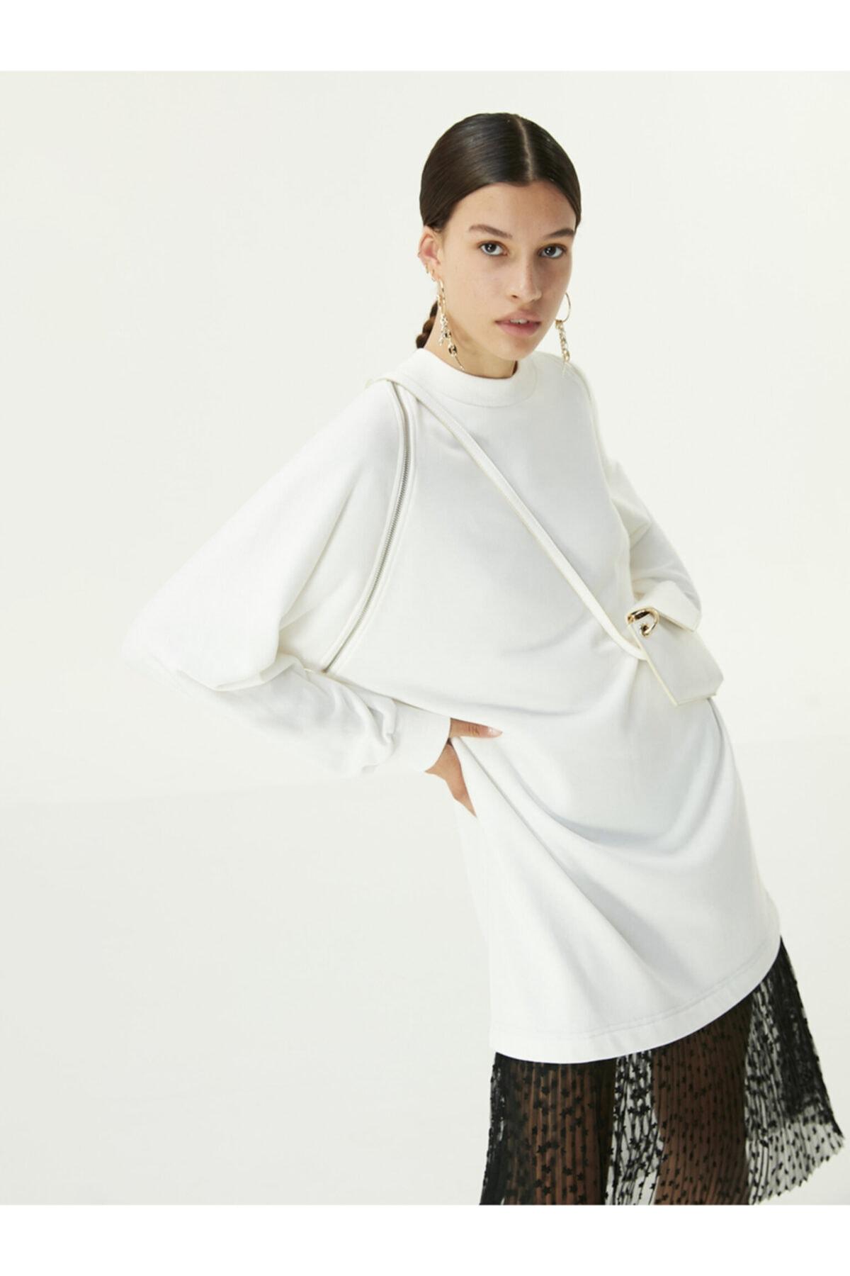 Twist Tül Mixli Elbise 2
