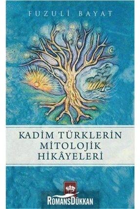 Ötüken Neşriyat Kadim Türklerin Mitolojik Hikayeleri