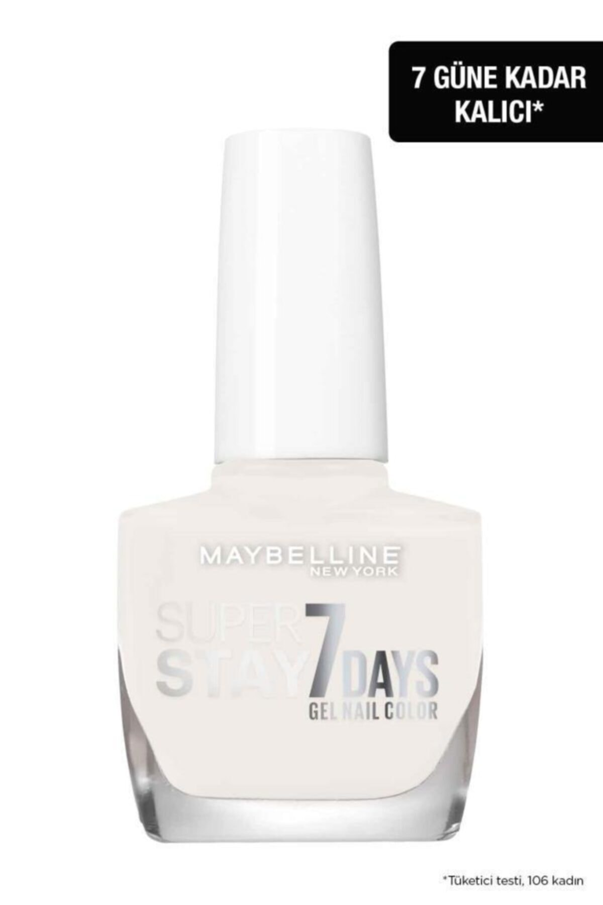 Maybelline New York Super Stay Oje- 71 Pure White 2