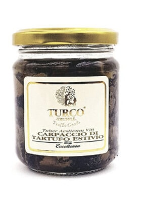 Turco Truffle 170 gr Siyah Dilimli Mantar