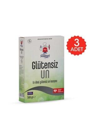 Sinangil Glutensiz Un 500gr 3 Adet