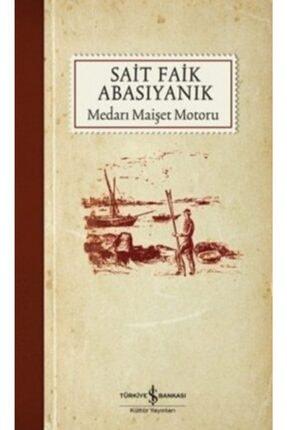 İş Bankası Kültür Yayınları Medarı Maişet Motoru