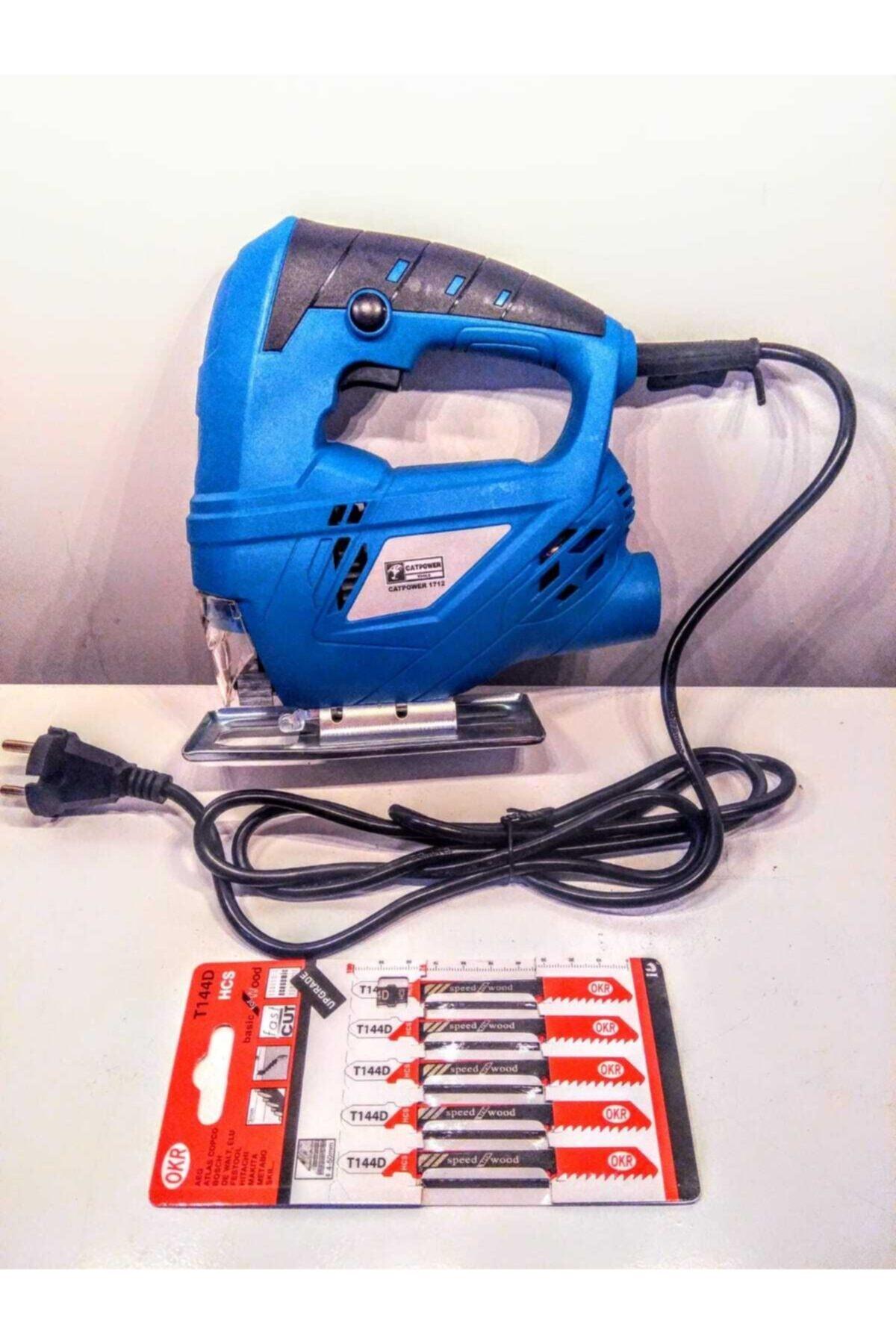 Cat Power 1712 Dekupaj Testere 500 Watt 1