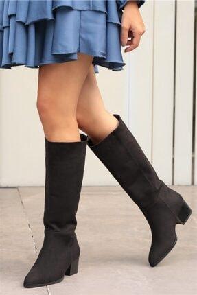 Mio Gusto Sydney Siyah Çizme