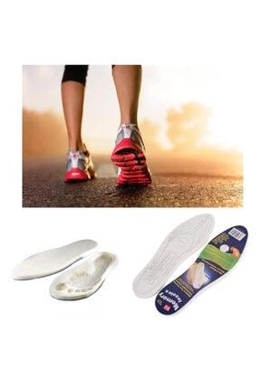 BEKA Tüm Ayaklara Özel Rahatlatıcı Ayakkabı Süngeri Memory Foam Insole