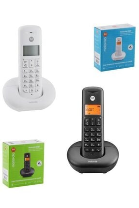 Motorola Dijital Kablosuz Dect Telsiz Telefon