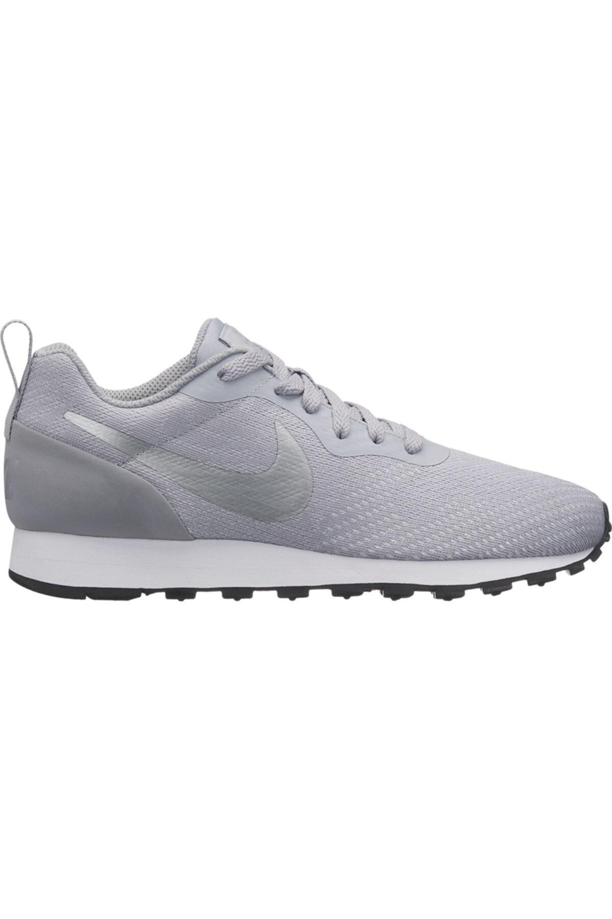 Nike Kadın Gri Md Runner 2 Eng Mesh Spor Ayakkabı 916797-008 1