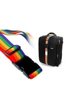 gaman Bavul Dağılma Önleyici Emniyet Kemeri Valiz Çanta Kemeri