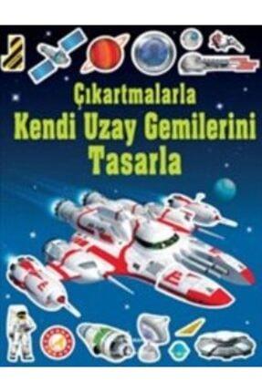 İş Bankası Kültür Yayınları Çıkartmalarla Kendi Uzay Gemilerini Tasarla