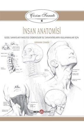 Beta Yayınları Çizim Sanatı 6 / Insan Anatomisi
