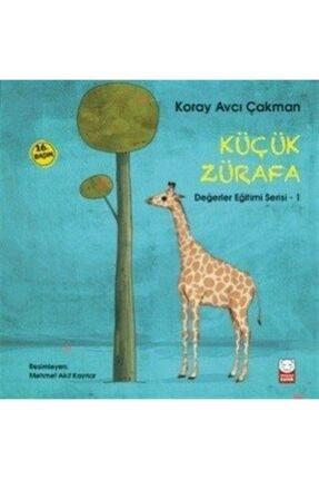 Kırmızı Kedi Yayınevi Küçük Zürafa / Değerler Eğitimi Serisi 1