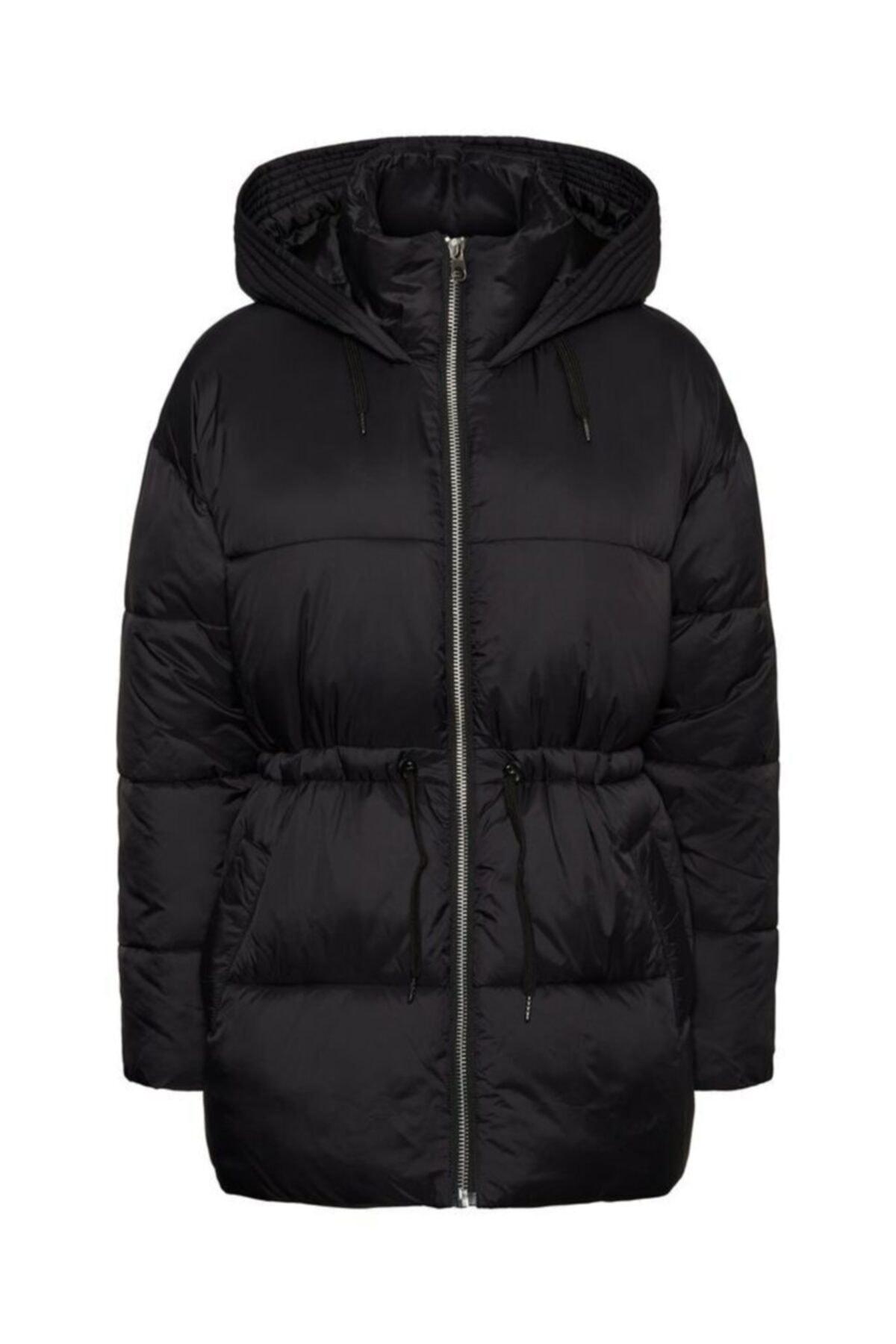 Vero Moda Kadın Siyah Vmsoho Jacket Mont 2