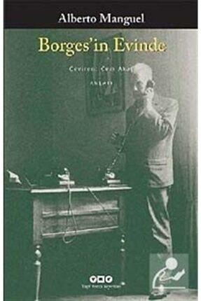 Yapı Kredi Yayınları Borges'in Evinde