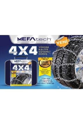 MEFATECH 215/60 R17 Çelik Gövde Suv 4x4 Minibüs Oto Kar Zinciri