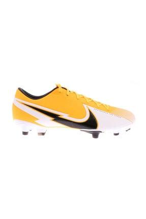 Nike Nıke Erkek Sarı Spor Ayakkabısı  At5269-801 Vapor 13 Academy Fg/mg